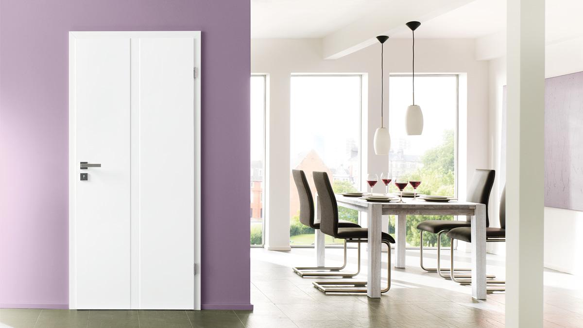 Elegant Weiße Türen Von Herholz
